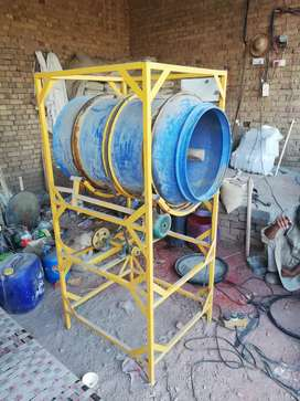 Concrete Mixer / Blanket Washing Machine