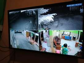 Paket 4 camera fulset full HD 1080p
