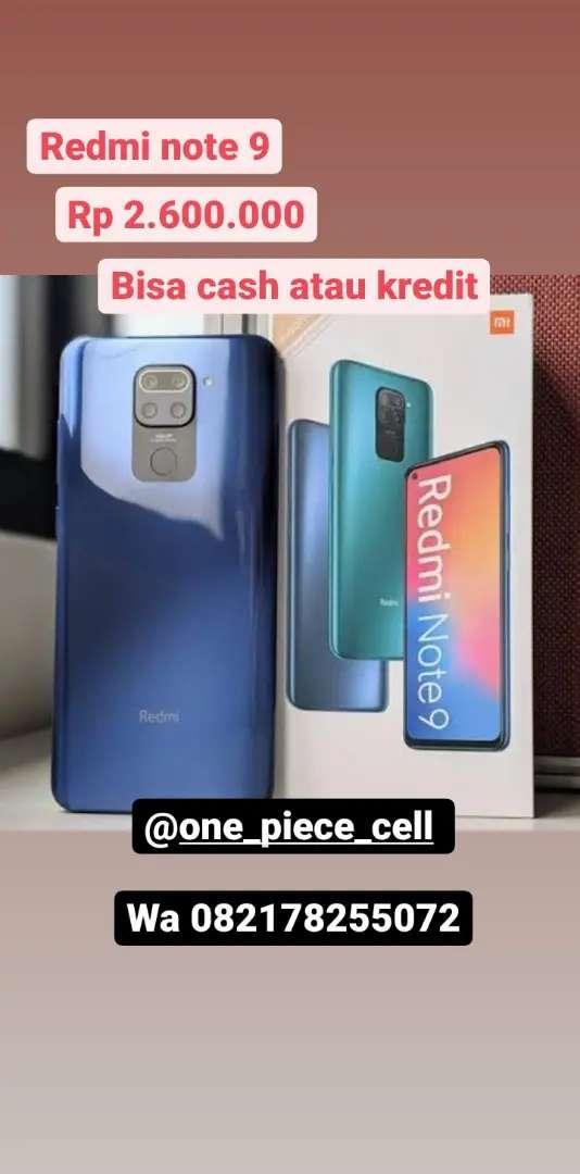 Xiaomi note 9 bisa kredit 0