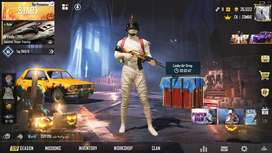 Jual ID pubg mobile COD ONLY