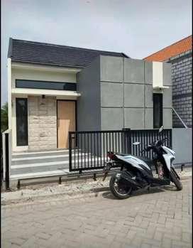 Di Jual Rumah Baru Minimalis Lokasi Kauman Asri Benowo Surabaya Barat