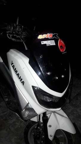 Yamaha Nmax 2016.mesin halus