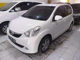 Daihatsu Sirion 2012 matic (istimewa)