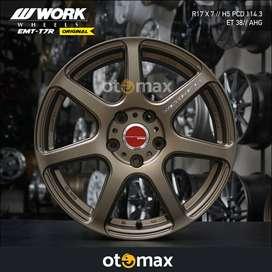 Velg Mobil Work Emotion T7R Original Ring 17 AHG