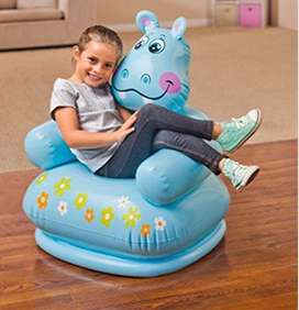 Intex Happy Animal Air Sofa Chair - Color Can be Change