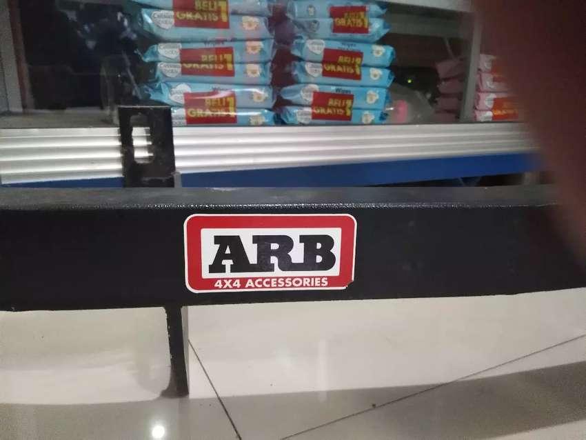 Pengaman belakang/towing besi Avanza ARB
