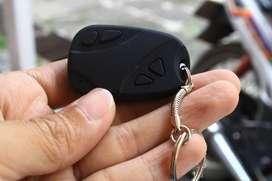Camera Pengintai Model Remote Gantungan Kunci Mobil