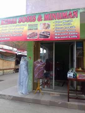 Dijual Kios Pejuang Jaya, Harapan Indah