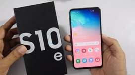 *Box Open*Samsung Galaxy S10e White 6Gb/128Gb With 7 Months Warranty