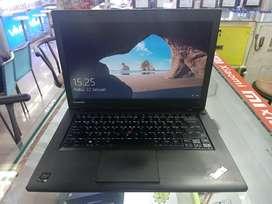 Laptop Lenovo Thinkpad T440 Core i5-4300u Haswell Keyboard Menyala