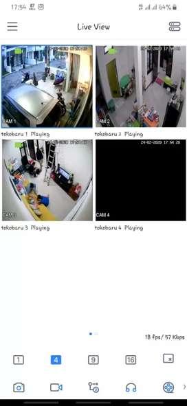 Paket CCTV jawa timur