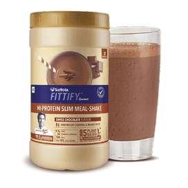 Saffola slim milk shake