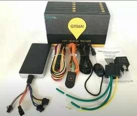 Jual murah..! GPS TRACKER gt06n, lacak posisi, off mesin + server