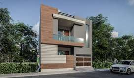 HURRY BOOK'' 80 TO 150 YARD DUPLEX 38 TO 40 LAC(IIMT GANGA NAGAR)