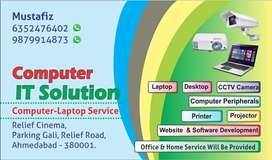 Computer it  solution