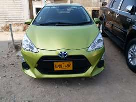 Toyota Aqua 2015 model Reg 2018 push start