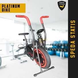Sepeda Olahraga Platinum Bike Bisa Bayar Di Tempat | Sepeda Fitness