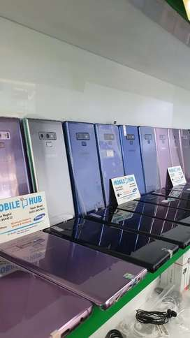 Samsung note 9 dot and clean mobile hub