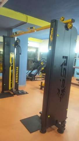 New gym setup starting from only 2.5lac