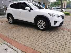 Mazda CX5 Touring 2500CC SKYACTIV WHITE