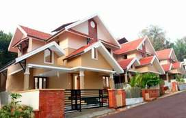 3Bhk  furnished Villa for Rent  at thondayad