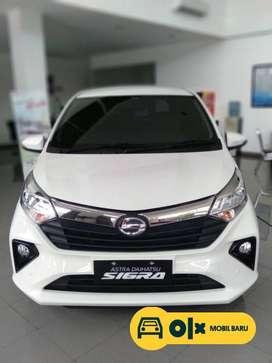 [Mobil Baru] Daihatsu Sigra 2020 Promo HARGA terbaik seJadetabek