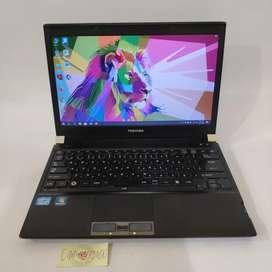 Laptop slim toshiba dynabook r731 - core i5 - ram 4gb