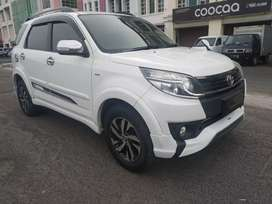 Rush S TRD Sportivo At 2015 putih