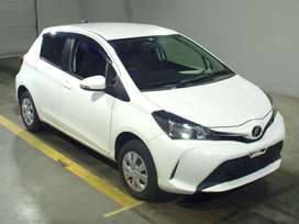 Get Toyota Vitz (2014) Just on 20% Down payment..!