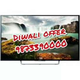 """New 50"""" Android smart led tv at Onsite 2yrs warranty"""
