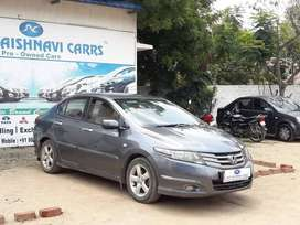 Honda City V Automatic (AVN), 2009, LPG