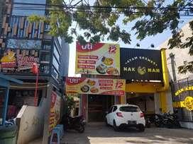 Disewakan Toko 2 di Jalan Utama menuju Kampus Undip Tembalang Semarang