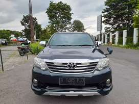 Toyota Fortuner G Trd Automatic th 2011