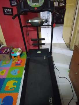 DIJUAL TREADMILL TOTAL FIT