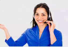 Real Estate Co. wanted Female Telecaller and Male Marketing Exec.