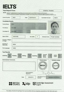 Score 8777 with IELTS SPECIALIST Sector 37B, Chandigarh, Chandigarh. F