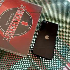 iPhone SE 2 64Gb Black Resmi iBox (18)
