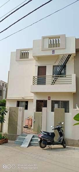 Individual Duplex House Sale at Gandhidham, Kidana, Gujarath.