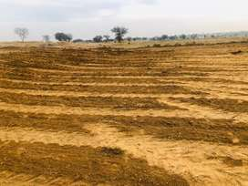 Plot for sale in k block near to main road