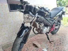 DIJUAL MOTOR VIXION THN 2012