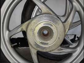 Dijual Velg Vario 125 1 SET depan belakang