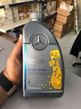 Mercedes Benz Original Engine Oil