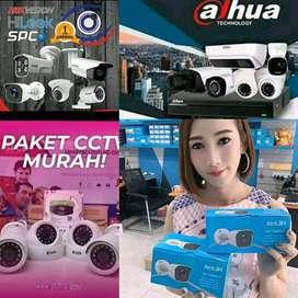 PPROMO PAKET CCTV 3MP FREE PASANG PLUS SETTING KE HP