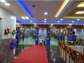 Fully furnished garments showroom for sale,boys,girls  and kids also