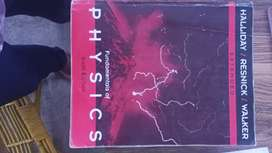 Fundamentals of physics halliday Resnick walker