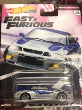 Hotwheels Premiums - Diecast Metal Car - Imported from USA (1:64)