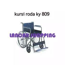 Kursi Roda Sella KY809/DY01809 Standar Alat Bantu Jalan