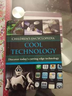 Cool Technologies children's encyclopaedia