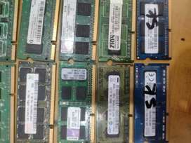 laptop 4gb ram  avaibable