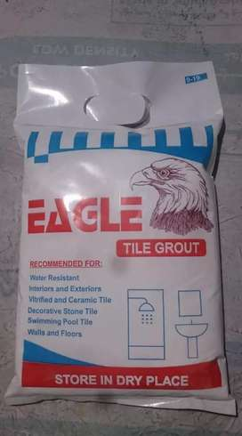 Eagle and Time Tiles Grouts(Filling or muramat)